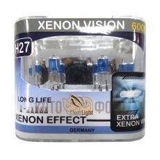 ClearLight H27 12V-55W XenonVision
