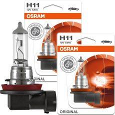 Osram H11 (55W 12V) Original Line